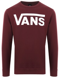 Vans Port Royale Classic Crew Printed Fleece