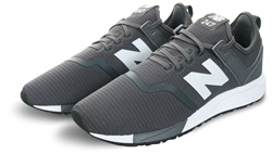 New Balance Marblehead With White 247 Trainer