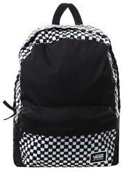 Vans Black/White Old Skool Back Pack