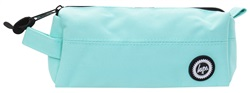 Hype Mint Grey Core Plain Pencil Case