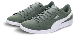 Puma Laurel Wreath -  White Suede Classic Sneakerstrainer