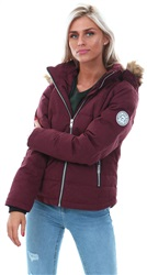 Jack Wills Damson Keswick Down Jacket