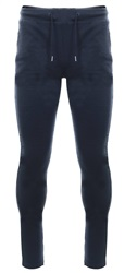 Brave Soul Dark Navy Skinny Zip Up Jogger