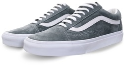 Vans Pig Suede Stormy Weather Old Skool Shoes