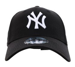 New Era Black/White Ny Yankees Essential 9forty