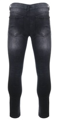 Dv8 Black Faded Skinny Jean