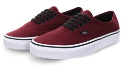 Vans Port Royal/Black Authentic Shoe