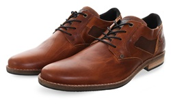 Bull Boxer Caco Leather Lace Up Shoe