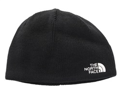 The North Face Tnf Black Bones Ribbed Beanie