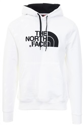 The North Face White / Black Drew Peak Pullover Hoody