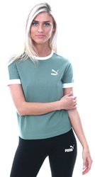 Puma Laurel Wreath Classics Tight T7 Tee