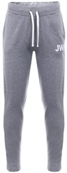 Jack Wills Grey Gosworth Slim Fitted Jogger