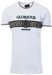 Glorious Gangsta White Immortal T-Shirt