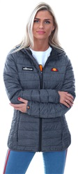 Ellesse Grey Grindle Lombardy Padded Jacket
