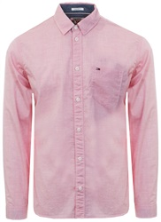 Hilfiger Denim Coral Essential Smart L/Sleeve Shirt