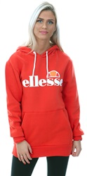 Ellesse Red Torices Pull Over Hoody