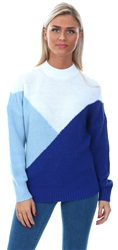 Only Cloud / Cashmere Cube Knit Pullover Sweater
