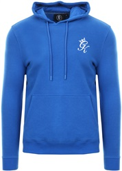 Gym King Nebulas Blue Draw String Pullover Hoodie