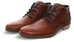 Bull Boxer Dico Lace Up Mid Boot Shoe