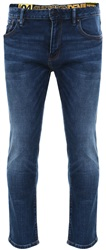 Superdry Denim Dark Wash Daman Straight Jeans