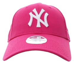 New Era Pink Yankees Baseball Cap