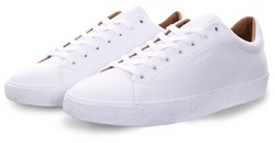 Siksilk White Rafeal Lace Up Shoe