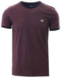 Le Shark Auber Marl Maryon Short Sleeve T-Shirt