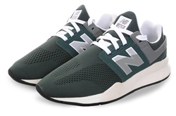 New Balance Faded Rosin With Marblehead 247 Lace Up Trainer
