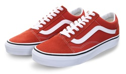 Vans Hot Sauce / True White Old Skool Shoes