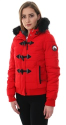 Superdry Red Everest Ella Bomber Jacket