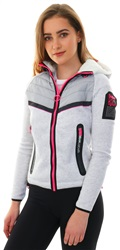 Superdry Ice Blizzard Nucore Storm Tech Hybrid Zip Hoodie