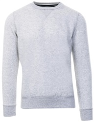Brave Soul Ecru Marl Crew Neck Pull Over Sweater
