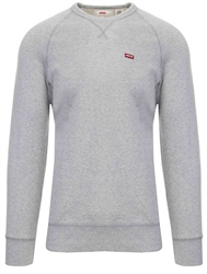 Levi's Grey Graphic Housemark Sweatshirt
