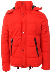 Superdry Blood Orange New Academy Jacket
