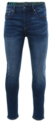 Superdry Union Dark Blue Slim Tyler Comfort Jeans