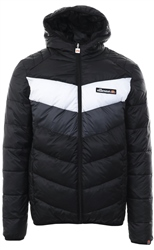 Ellesse Navy Ginap Zip Up Padded Jacket