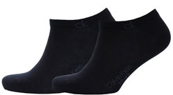 Calvin Klein Navy Colin 2 Pack Liner Socks