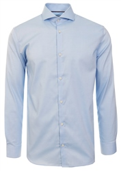 Jack & Jones Blue / Cashmere Blue Slim Fit Shirt