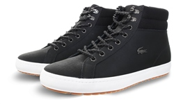 Lacoste Black Straightset Insulac Boots