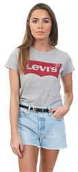 Levi's Flat Broke - Light Blue 501 High Rise Short