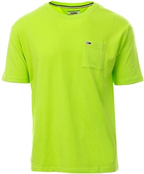 Hilfiger Denim Lime Classics Pocket Tee