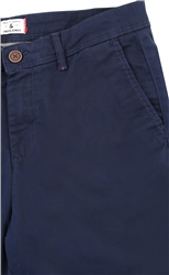 Jack & Jones Navy Marco Bowie Slim Fit Chinos
