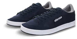 Ellesse Navy LS-80 Panel Lace Up Trainer