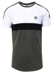 Hype Khaki Scotland Short Sleeve T-Shirt