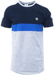 Hype Navy Scotland Short Sleeve T-Shirt