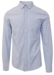 2nd Chapter Blue Camber Long Sleeve Shirt