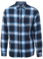 Jack & Jones Bonnie Blue Checked Long Sleeve Shirt