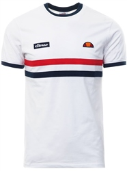 Ellesse White Banlo Short Sleeve T-Shirt