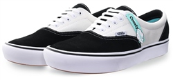 Vans Black Comfy Cash Era Authentic Shoes