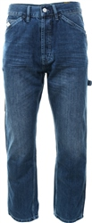 Superdry Union Mid Blue Earl Worker Jeans
